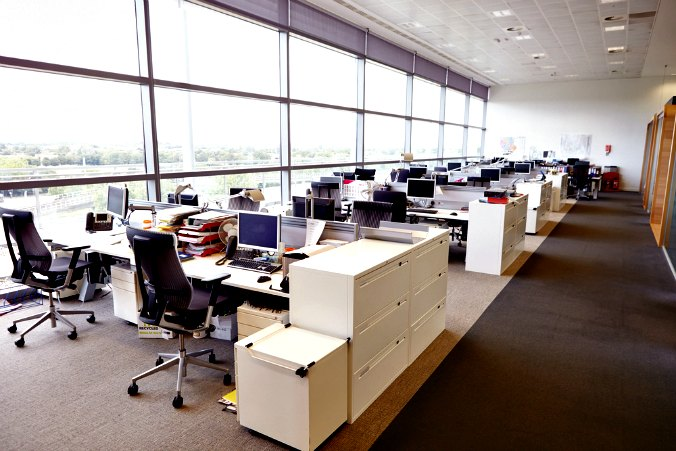 The Open Office Concept Is Dead Thank A Millennial The